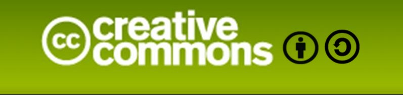 Creative Commons Attribution ShareAlike